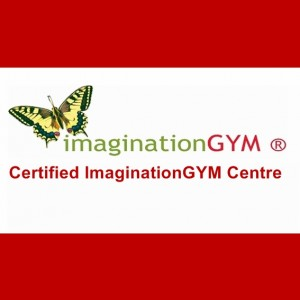 ImaginationGYM Sticker 3